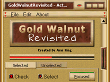 Gold Walnut Revisited