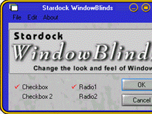 Blue Window v0.1