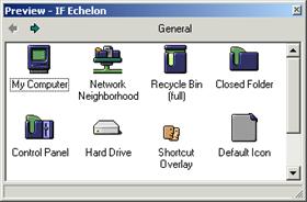 IF Echelon