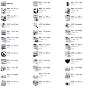 MMX Icons v.2