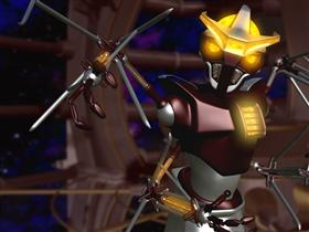 GalCiv2 - Evil Robot