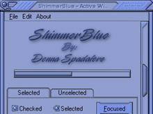 ShimmerBlue