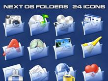 Next OS Folders
