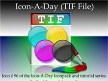 Icon-A-Day #96 (TIF File)