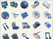 Bi3D icons