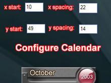 DIY Calendar Kit