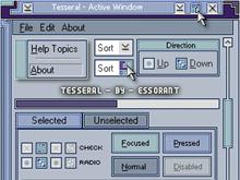 Tesseral