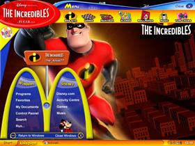 Mc Donalds & Disney: The Incredibles