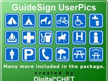 GuideSign UserPics - Recreational