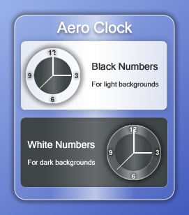 Aero Clocks