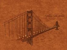 Bridges: Golden Gate, USA