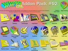 Win3D Fall Addon 02