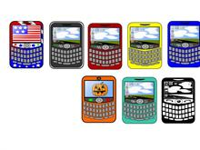 Blackberry Phone Icons