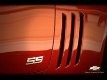 Chevy SS Concept Car