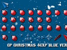CP Christmas 4CXP Blue