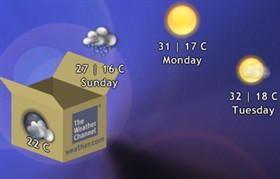 The Weather Box