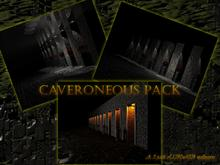 Caveronous Pack