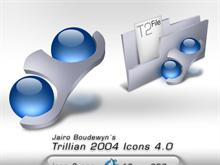 Trillian 2004 icons 4.0