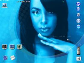 Aaliyah Blue
