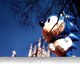 Macys Parade Sonic