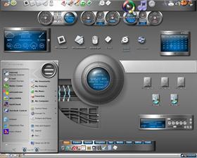 My K-Tek desktop