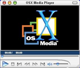 OSX Media Player 2nd