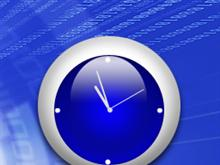 Floating Orb Clock 1.0