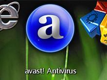 Avast! Antivirus Logo