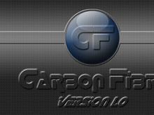 Carbon Fibre v1.0 Blue