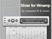 iTunes Mini Silvier