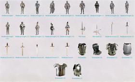 Medieval Mega Pack 3