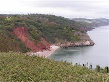 Oddicombe Beach Devon