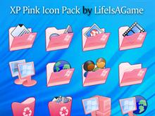 XP Pink Icon Pack