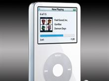 Generation 5 Ipod with video icon