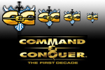 higher quality C&amp;C The First Decade icon