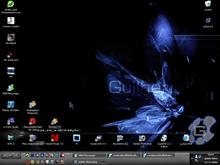 desktop black