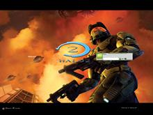 Halo 2 Logon.