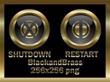 BlackAndBrass Shutdowns