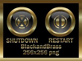 BlackAndBrass Shutdowns