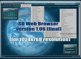 SD Web Browser (1.06 full)