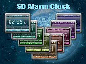 SD Alarm Clock 2.01