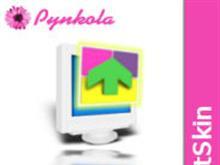 Pynkola BootSkin