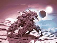 Magic the Gathering - Behemoth