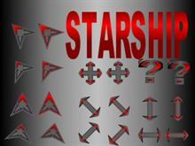 Starship Red