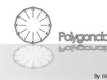 Polygonclock