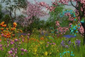 Spring  Potpourri WS