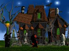 Wacky Spook House WS