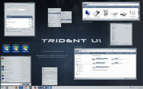 Trident for 7 Vista and XP