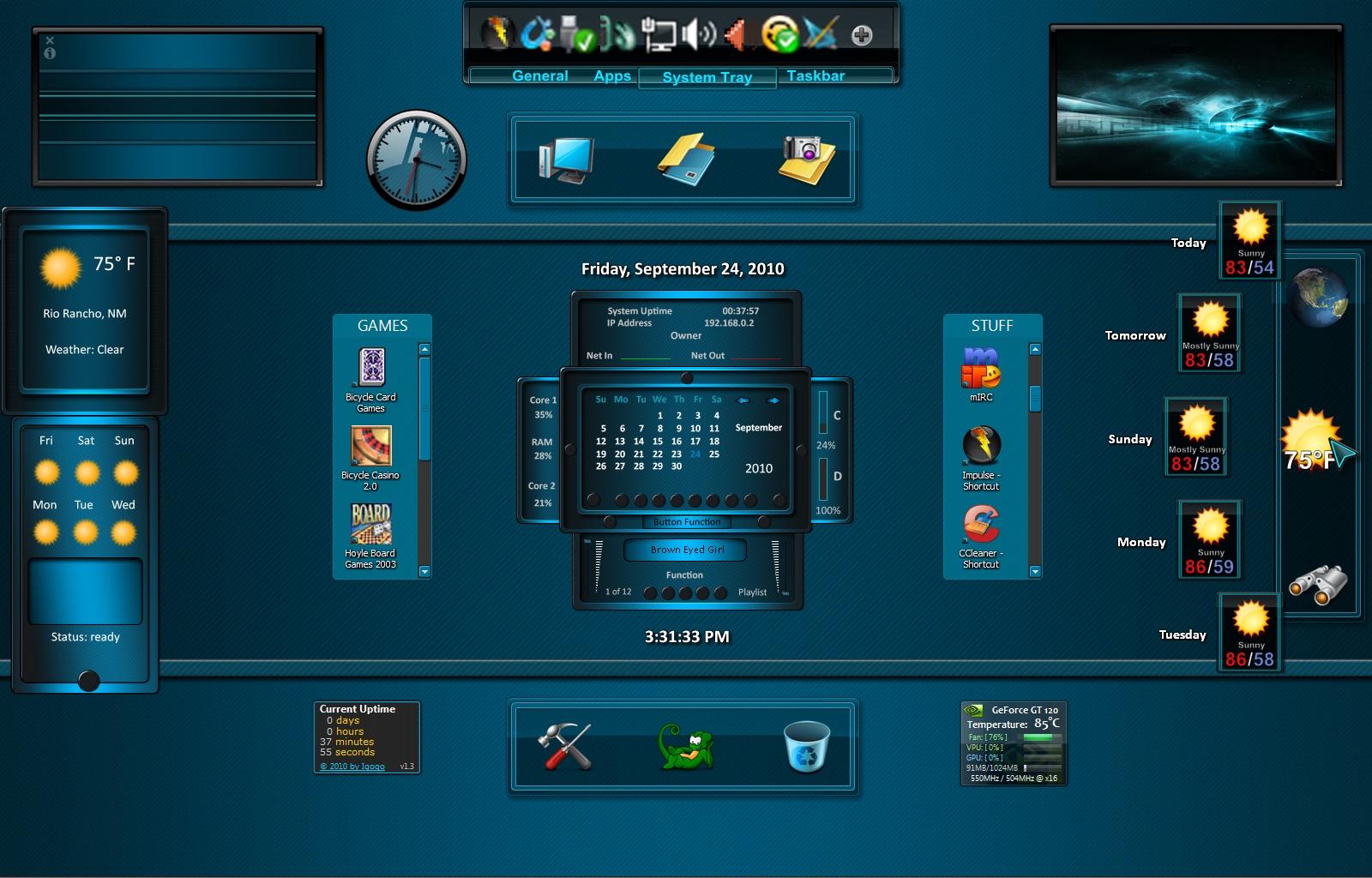 Aqua Box (TM Suite)
