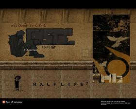 City 17 Half Life 2